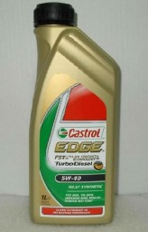 OLEJ CASTROL  5W-40 EDGE TURBO DIES.  1L  VW 505.01