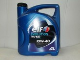 OLEJ ELF 10W-40 EVOLUTION 700 STI  4L  COMPETITION