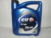 OLEJ ELF  5W-40 EVOLUTION 900 NF  4L  LDX