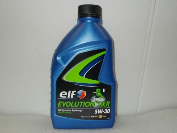 OLEJ ELF  5W-30 EVOLUTION 900 SXR  1L